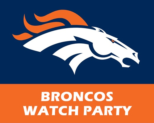Broncos Watch Party