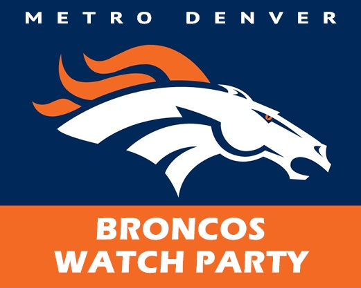 Denver Broncos Watch Party