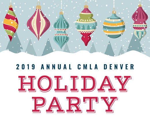 2019 CMLA Denver Holiday Party
