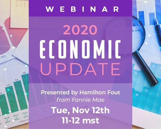 2020 Economic Update Webinar