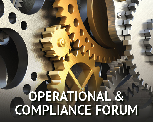 Ops and Compliance Forum - Regulatory Change  Management