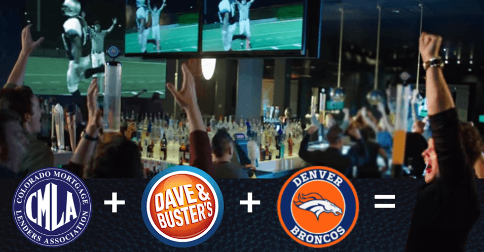 Denver Broncos Viewing Party CMLA
