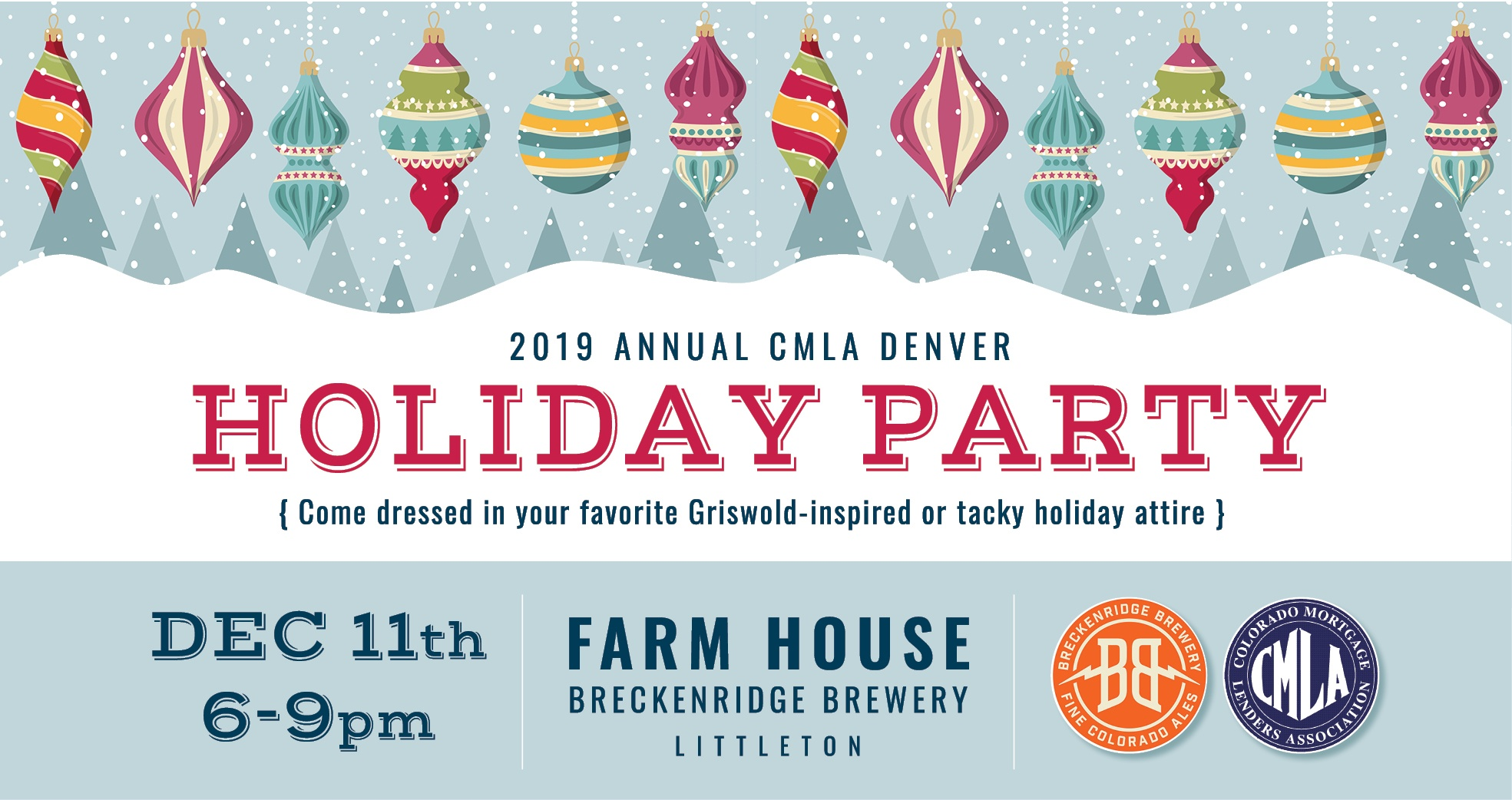 2019 Denver Holiday Party
