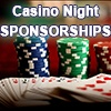 Casino Night Sponsorships