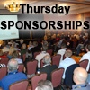 Thursday Sponsorships