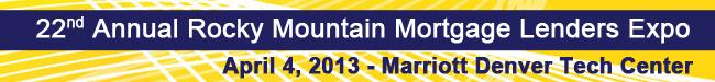 2013 Lenders Expo Banner