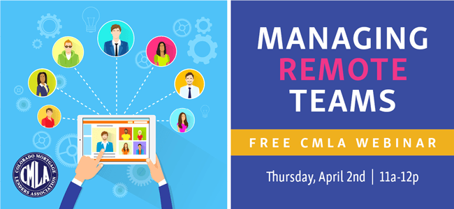 Managing Remote Teams Webinar
