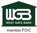 West Gate Bank Mortgage