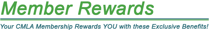 CMLA Member Rewards